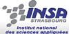 INSA Strasbourg Institut National des Sciences Appliquées de Strasbourg